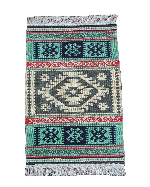 SALE Small Kilim Rug Reversible Turkish Kilim Rug Or Mat