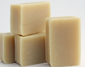 Vegan, Palm free, Organic Soap - Patchouli and Orange/ Face and Body Cleanser
