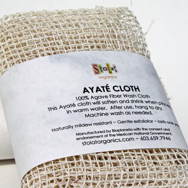 Ayate Cloth  wash cloth image 0
