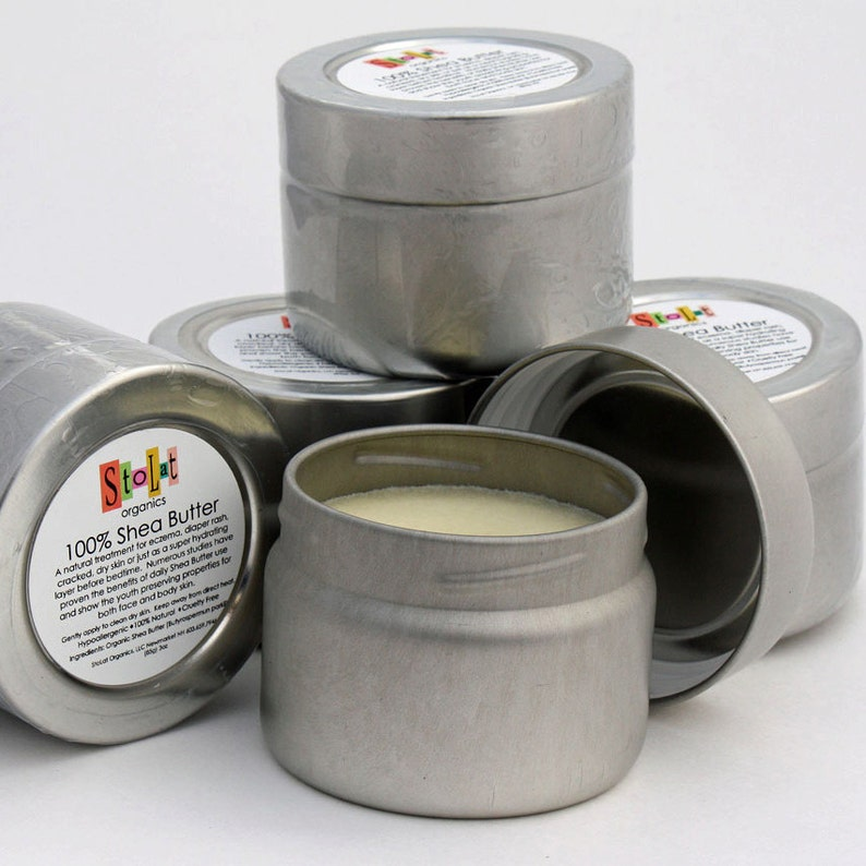 Unrefined Shea Butter 100% Pure Wildcraft Shea Butter image 0