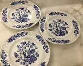 Royal Wessex by Swinnertons Indian Tree 6 dessert plates 3