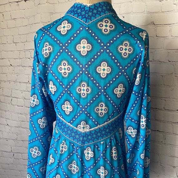 Emilio Pucci • Tunic | Kaftan | Robe • 1960s • Lo… - image 5
