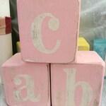 Primitive Baby Blocks