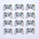 Fondant Cupcake Toppers - Video Game Controller (1.5 dozen)