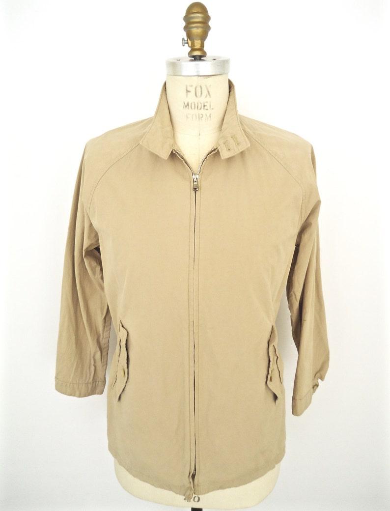 91ed585db2f7a VENTE Polo Ralph Lauren veste kaki   vintage tan style