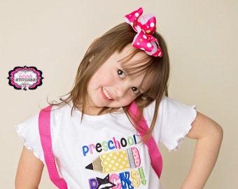 Preschool Rocks Shirt, Preschool Shirt, Preschool Teacher, Kindergarten, First Day of School, Back to School, Teacher Shirts