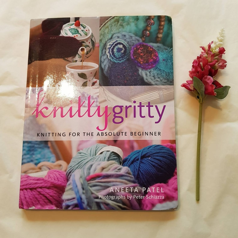 Knittygritty knitting book knitting patterns learn to knit image 0