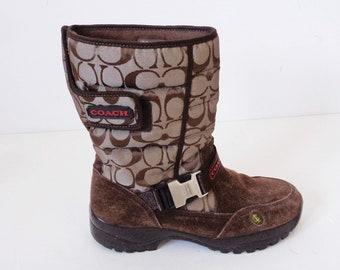 b0f04468de5 Vtg 80s VIBRANT Color Block ZIPPER High Boots! 8.5 to 9