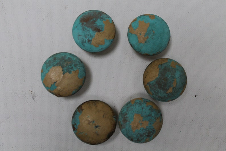 Free Shipping! set of 6 Shabby Chic Drawer Knobs