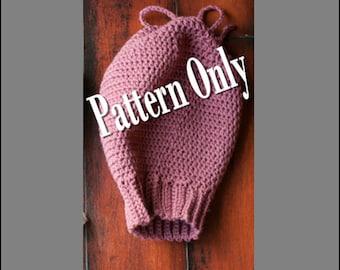 Demonstration model patteren - uterus - Pattern only