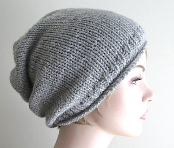 Digital Pdf Knitting Pattern Instant Download Grey Hipster Etsy