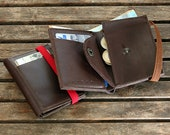 Wallets | Mens Leather Wallet | Mens Wallet | Slim Wallet