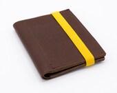Personalized Leather Wallet | Mens Wallet | Slim Wallet | Gazur