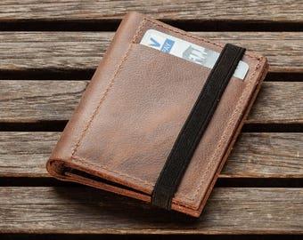 Men's Wallet, Mens Leather Wallets, Minimal Wallet, Gift Ideas, For Him