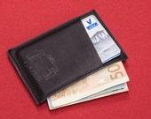 Wallet | Minimalist Wallet | Front Pocket Wallet | Men's Leather Wallet