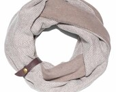 Infinity Winter Scarf for Women - warm and cozy