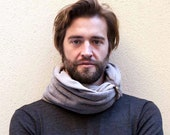 Mens Scarf | Winter Scarf | Infinity Scarf | Mens Winter Scarf | Cotton