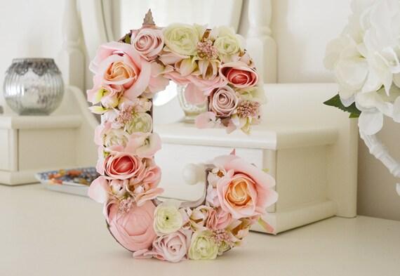 Fiori Bianchi 8 Lettere.8 Lettera Di Fiore Rosa Rosa Bianca Lettera Etsy