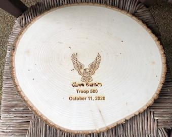 Scout Eagle Guest Log