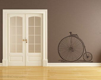 More colors : bicycle wall decal - www.pureclipart.com