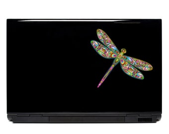 Black, 3.25 Beach Graphic Pros Dragonfly Vinyl Sticker//Decal for Cars Trucks laptops Toolbox Windows