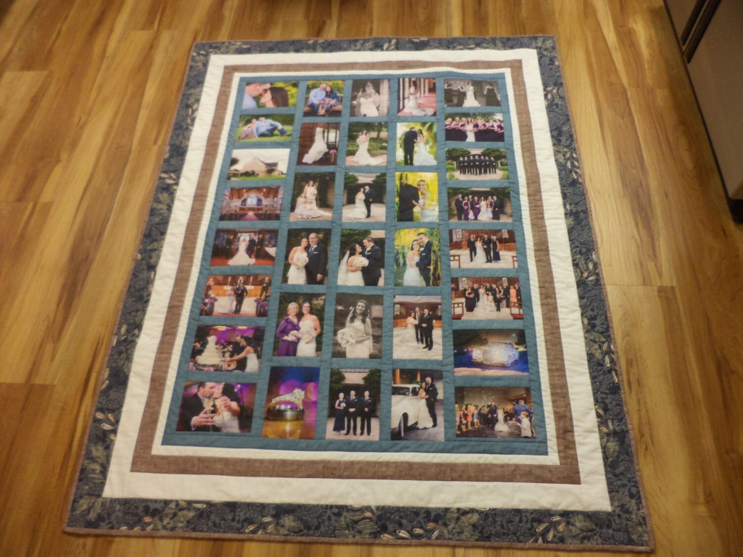 Custom quilt artist business plan