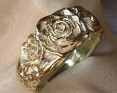 Bunch of roses sterling s...