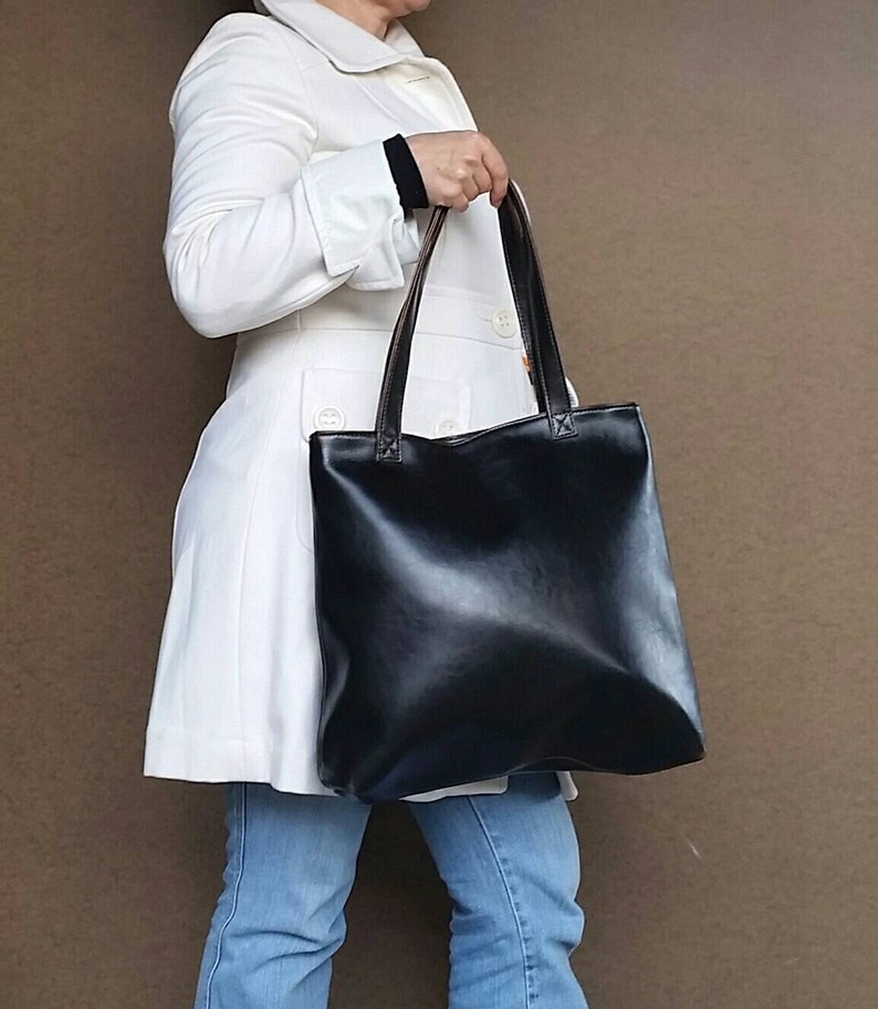 yosy Stylish Purse Leather Bag Handmade Purses and Bags Distressed Fashion Totes Original Shoulder Purse Brown Oil Leather Tote Bag