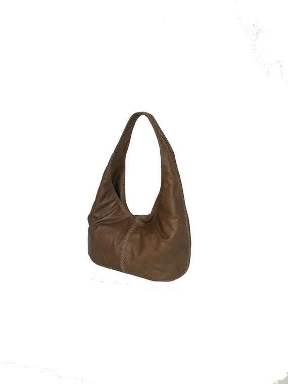 626f8b5ab7 Leather Hobo Bag Purse with Braided Design Original Bags