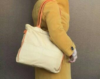 Handmade Leather Tote Bag, Shoulder Handbag, Original Bags, Neutral Purses, Women Purses, Totes, Genuine Leather Bags, Miriam
