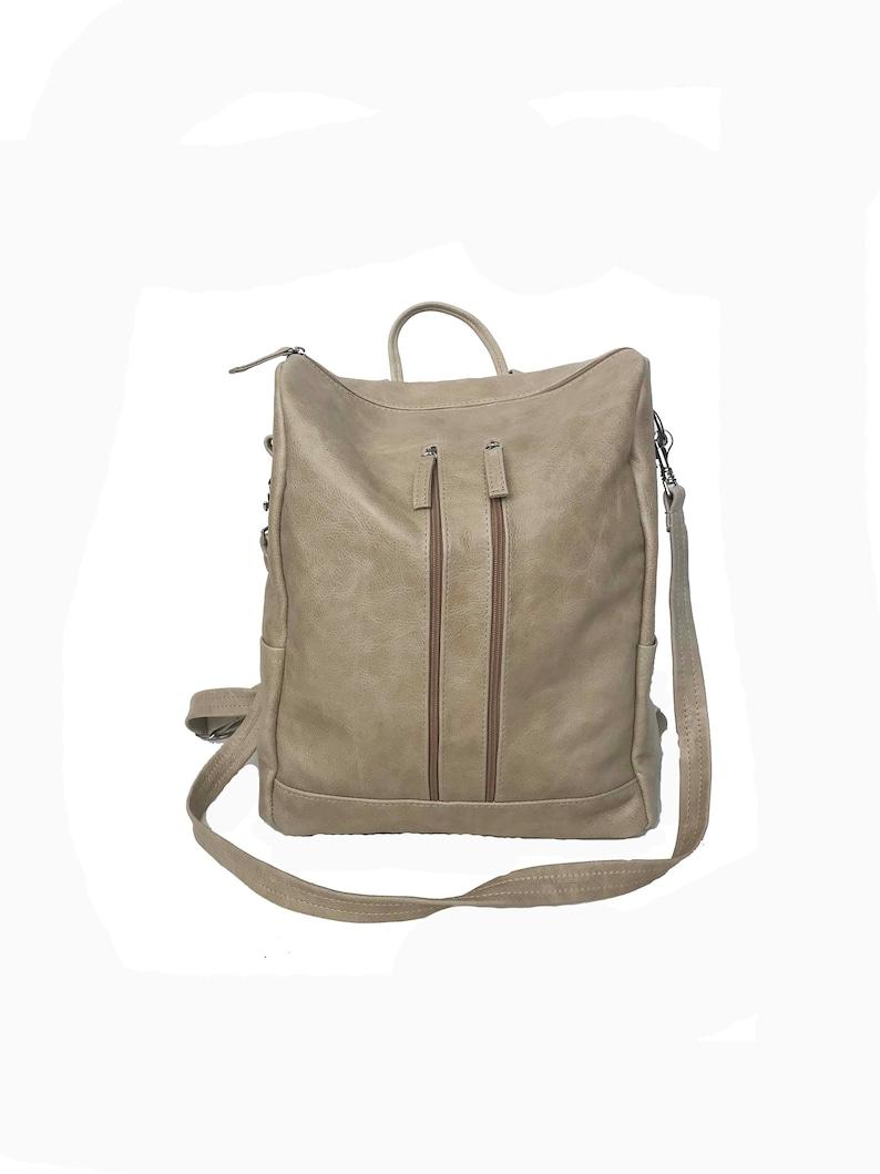 1595749ce4 Distressed Camel Bag Woman Rustic Shoulder Handbag Casual
