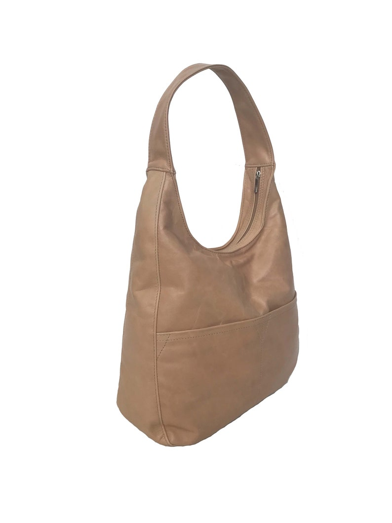 eaf1fd2f39 Camel sac besace en cuir élégant femmes sacs à main Casual | Etsy