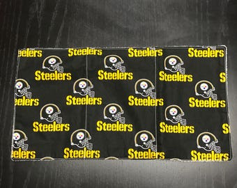 Burp Cloth - Steelers