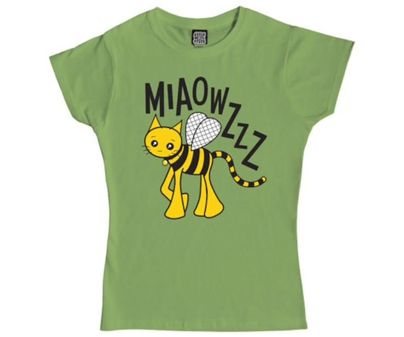 4279e828621254 Hummel Katze T-Shirt Herren   Damen T-Shirt niedliche