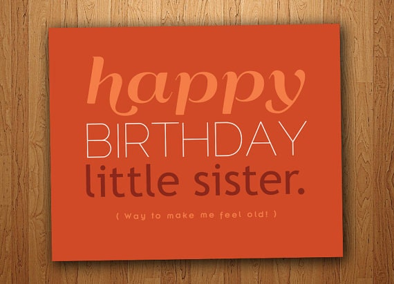 This is a graphic of Printable Birthday Cards for Sister inside handmade
