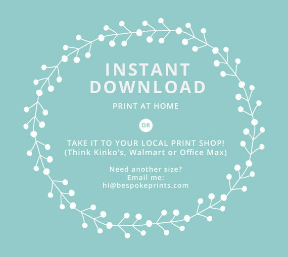 4x6 40 is the new 20 Printable Birthday Card FUNNY