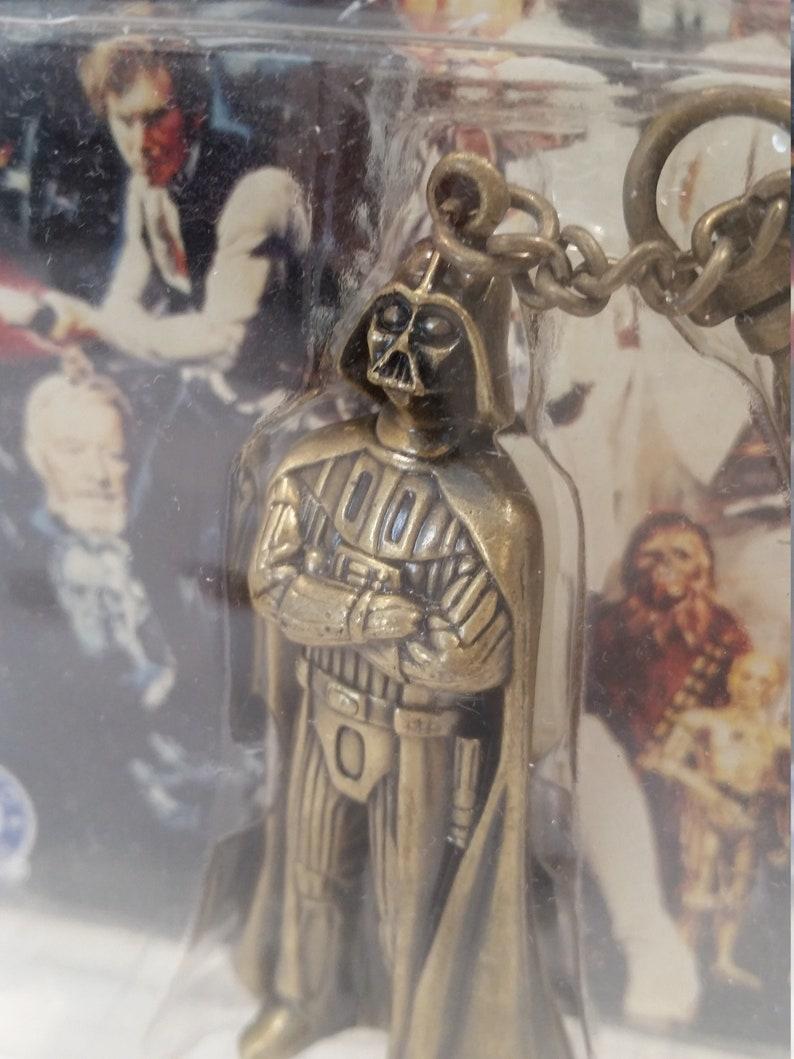 Star Wars: Darth Vader Die Cast Metal Keychain by Playco Toys image 0