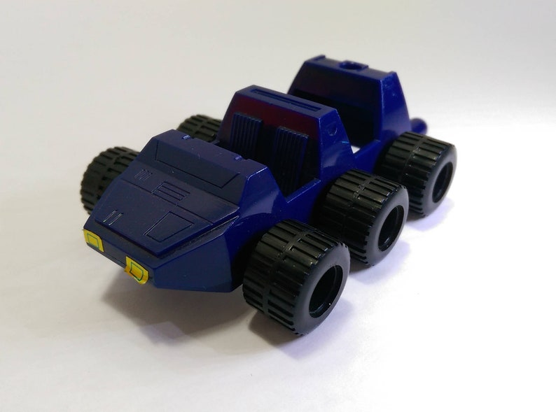 Transformers G1 Roller by Hasbro / Takara 1984 Free image 0