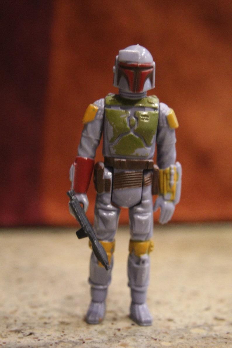 Kenner Star Wars Boba Fett Bounty Hunter image 0