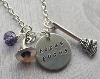 Hocus Pocus Necklace