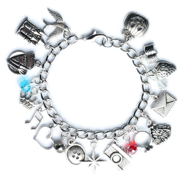 The Selection Charm Bracelet image 0