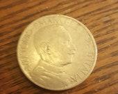 1924 Italy 2 Lire INV