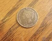 1899 Canada 5 Cent SILVER