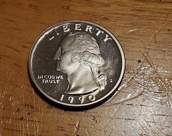1992-S Proof Jefferson Nickel FREE SHIPPING! Gem Deep Cameo