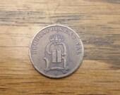 1884 Sweden Ore INV