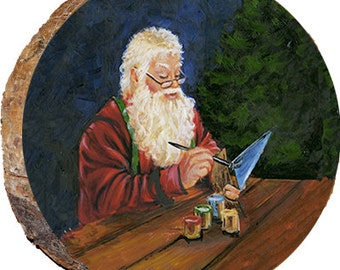 Santa Painting Toys - DX066
