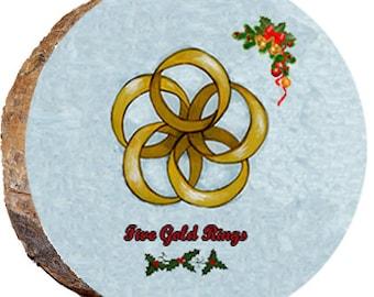 Five Golden Rings - DX205