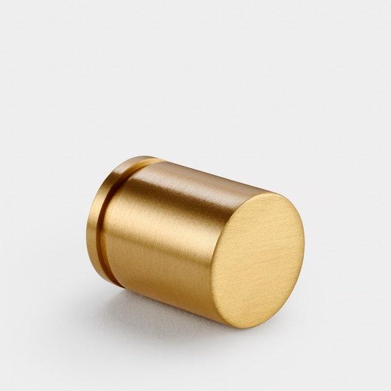 vis Argent métal//laiton poli label//porte-cartes//pull cadre poignées