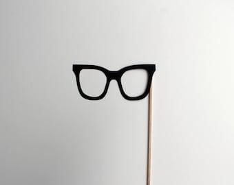 Nerd Glasses Photo Booth Prop