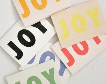 Mini Bold Joy Cards Set 6